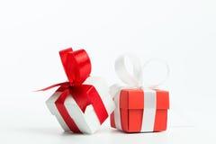 Cadeau Boxes Photo libre de droits