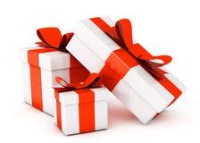 Cadeau Boxes Image stock
