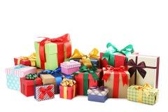 Cadeau Boxes Images stock