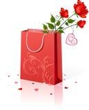 Cadeau d'amour Photo libre de droits