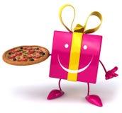 Cadeau d'amusement Image stock