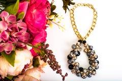 Cadeau de bijoux le 8 mars Image stock