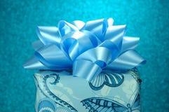 Cadeau de célébration Photographie stock libre de droits