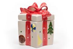 Cadeau de cachette Photo stock