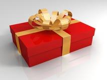 cadeau de cadre Images stock