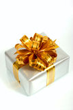 cadeau de cadre Photos stock