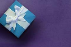 cadeau de cadre Photographie stock libre de droits