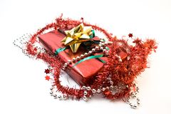 Cadeau de décoration Image stock