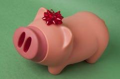 Cadeau de l'épargne Photo stock