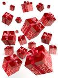 Cadeau de mystère et concept de surprises Images stock