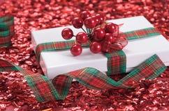 Cadeau de Noël Photographie stock