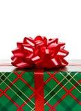 Cadeau de Noël photographie stock libre de droits