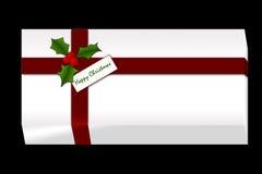 Cadeau de Noël Image libre de droits