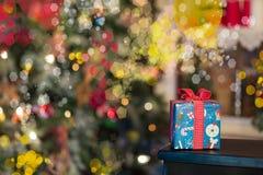 Cadeau 2016 de Noël Image stock