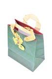 cadeau de sac Photographie stock libre de droits