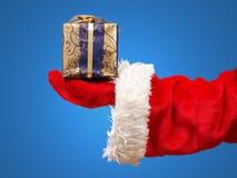 Cadeau de Santa Photo stock