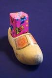 Cadeau de Sinterklaas Image libre de droits