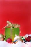 Cadeau de vacances Photo stock