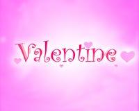 Cadeau de Valentine Illustration Libre de Droits