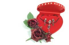 Cadeau de Valentine Photographie stock