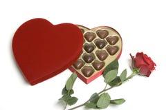 Cadeau de Valentines photo libre de droits