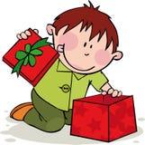Cadeau drôle Images stock