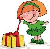 Cadeau drôle Image stock