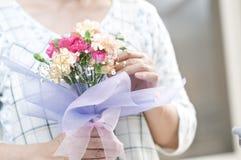 Cadeau du jour de mère Photo stock