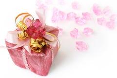 Cadeau/fond Photo stock