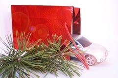 Cadeau moderne, à la mode, automobile photos libres de droits