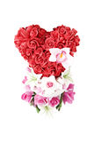 Cadeau pour la Saint-Valentin Images libres de droits