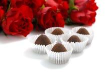 Cadeau pour le jour de St.Valentine Images libres de droits