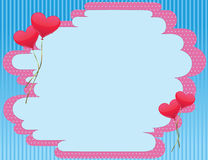 Cadeau pour mon amour Images libres de droits