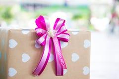 Cadeau pour vous Photos stock