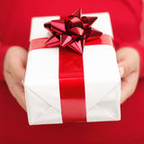 Cadeau/présent Images libres de droits