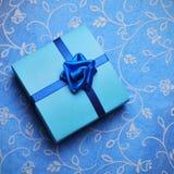 Cadeau romantique Photos libres de droits