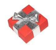 Cadeau rouge photographie stock