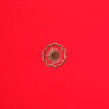 Cadeau rouge d'enveloppe Images stock