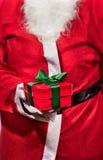 cadeau Santa de Claus Images stock