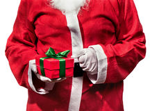 cadeau Santa de Claus Image stock