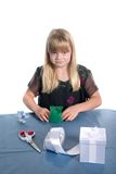 Cadeau Wrapping6 Image libre de droits