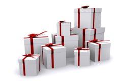 Cadeaux Photographie stock libre de droits