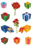 Cadeaux 2 Photographie stock libre de droits