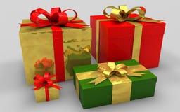 cadeaux Photo libre de droits