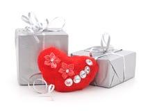 Cadeaux aimés Images libres de droits