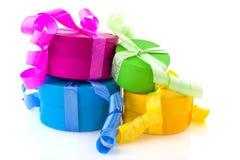 Cadeaux d'anniversaire Photographie stock