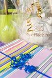 Cadeaux de mariage Photographie stock