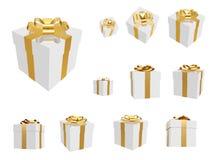 Cadeaux de Noël Photos libres de droits