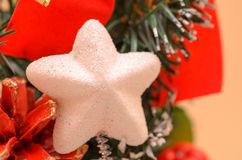 Cadeaux de Noël et d'an neuf Photo libre de droits
