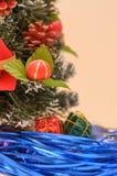 Cadeaux de Noël et d'an neuf Photographie stock libre de droits